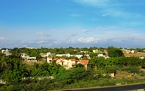 Palayamkottai - a typical residential area