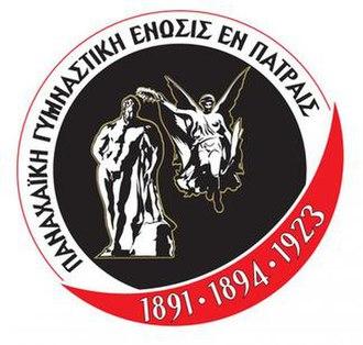 Panachaiki G.E. - Image: Panachaiki.ge