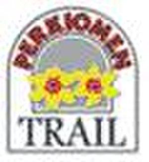 Perkiomen Trail - Trail Marker