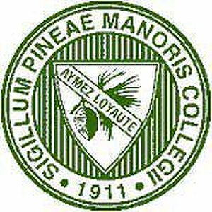 Pine Manor College - Image: Pine Manor College seal