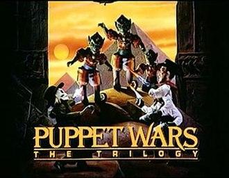 Puppet Master (franchise) - Puppet Wars trilogy promotional poster artwork