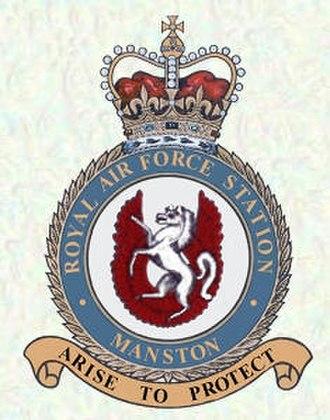 RAF Manston - Image: RAF Manston