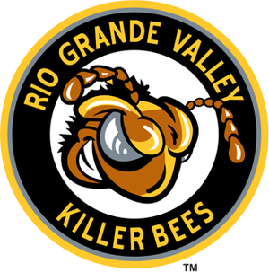Rio Grande Valley Killer Bees (CHL) - Image: RGV Killer Bees