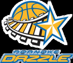 Roanoke Dazzle - Image: Roanoke Dazzle