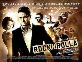RocknRolla - Theatrical release poster