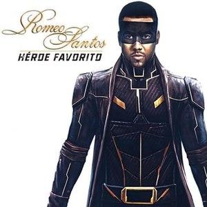 Héroe Favorito - Image: Romeo Santos Héroe Favorito