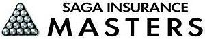 2006 Masters (snooker) - Image: SAGA Insurance Masters logo