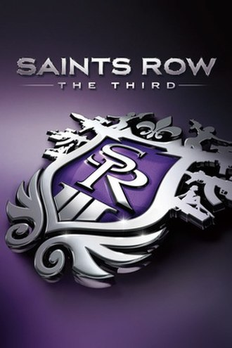 Saints Row: The Third - Image: Saints Row The Third box art