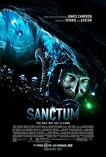 sanctum film  sanctum poster jpg