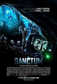 <i>Sanctum</i> (film) 2011 action thriller film by Alister Grierson