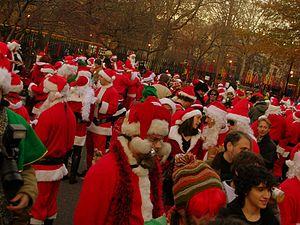 SantaCon NYC 2007