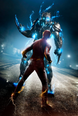 Promotional image of the third season of The Flash