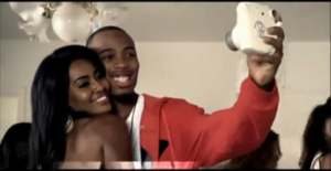 Magic (B.o.B song) - B.o.B (right) in the music video