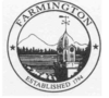 Official seal of Farmington, Maine