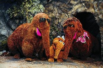 Snuffy's Parents Get a Divorce - The only known screenshot of the episode.