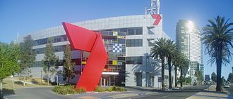 HSV (TV station) - Broadcast Centre Melbourne, centre of programming operations for the entire Seven Network and the headquarters for HSV.