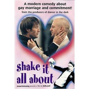 Shake It All About (film) - DVD cover
