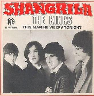 Shangri-La (The Kinks song) - Image: Shangri La cover