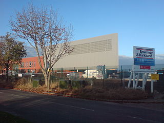 Sheffield Springs Academy Academy in Sheffield, South Yorkshire, England