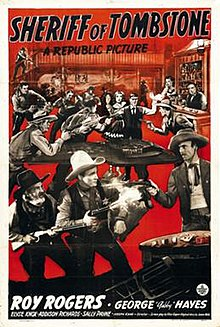 Sheriff of Tombstone 1941 Poster.jpg