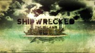 Shipwrecked (TV series) - Image: Shipwrecked The Island logo