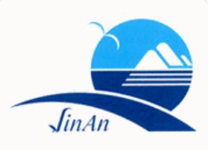 Sinan County, South Jeolla - Image: Sinan logo