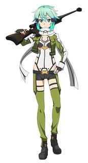 Sinon (<i>Sword Art Online</i>)