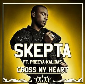 Cross My Heart (Skepta song) - Image: Skepta Cross My Heart
