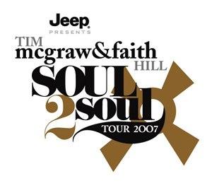 Soul2Soul II Tour - Image: Soul 2Soul 2007