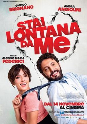 Stay Away from Me - Image: Stai lontana da me