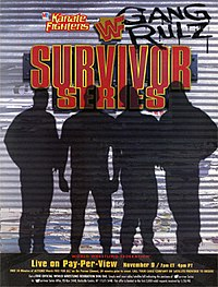 WWF Survivor Series 1997 (November 9)