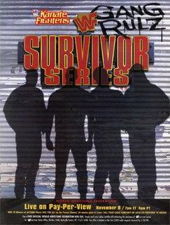 Survivor Series (1997) 1997 World Wrestling Federation pay-per-view event