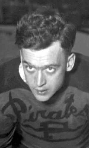 Wilfred White (ice hockey) - Image: Tex White Pirates