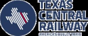 Texas Central Railway - Image: Texas Central logo