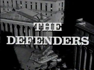 <i>The Defenders</i> (1961 TV series) television series