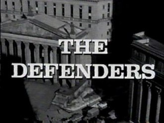 The Defenders (1961 TV series) - Title card