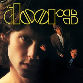 The Doors (album) - Image: The Doors The Doorsalbumcover