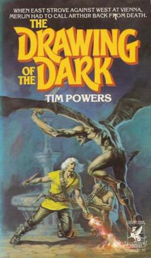 The Drawing of the Dark - First edition