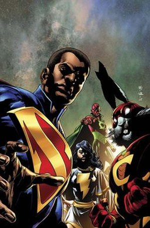 The Multiversity - Image: The Multiversity 1