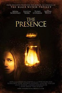<i>The Presence</i> (film) 2010 film