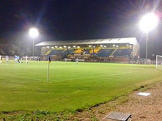King's Lynn Town F.C. - The Walks Stadium