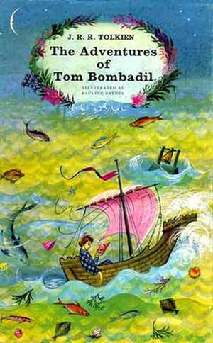 The Adventures of Tom Bombadil - Image: The Adventures of Tom Bombadil cover