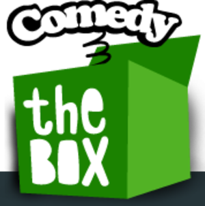 Comedy Central (Netherlands) - Image: The Box Comedy