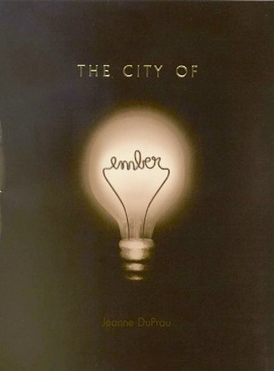 Picture of a book: The City Of Ember