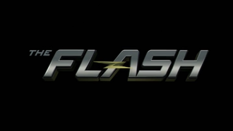 The Flash (2014 TV series) - Title card for the first three seasons