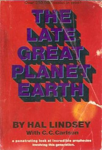 The Late, Great Planet Earth - Cover