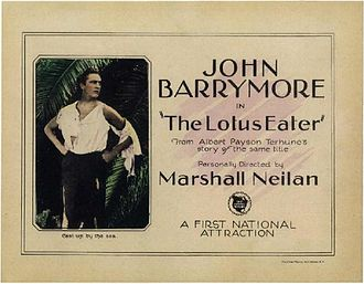The Lotus Eater (film) - 1921 lobby card