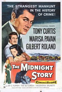 The Midnight Story - 1957 - Poster.png
