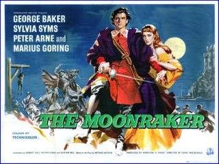 <i>The Moonraker</i> 1958 film