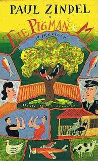 <i>The Pigman & Me</i> book by Paul Zindel